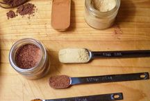Recipes: Spices