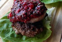 Burger Recipes / Burgers, burgers, burgers and more burgers. All different, all delicious.