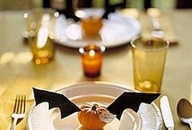 Holloween Party ideas / by Melissa Pevy