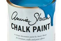 Annie Sloan-Chalk Paint
