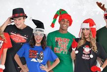 Christmas Dress Up! / Be Merry! With our Santa Claus, Elf and Ugly Sweater selection, there are many ways to dress up this holiday season!
