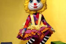 МОИ РАБОТЫ / Друзья!!! Вот и настало время показать куклы над которыми я усердно трудилась. Каждая кукла создавалась с огромной любовью. С уважением приму критику, и буду рада любому мнению. Спасибо)
