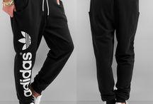 sweats/comfy clothes