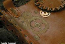 LiVe Handbags / Lamia Venomari. Handbags