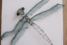 Wire insects