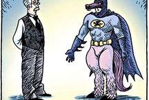 Superhero time ...!