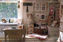 Inspiration for home  / Lovely things for interior design :)
