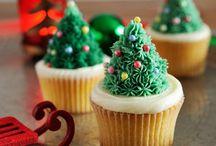 decoration cupcakes