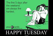 Tuesdays