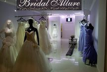 DESIGNER WEDDING COLLECTIONS UP TO 70% OFF!!! / Don't miss out on this incredible offer to get your dream wedding gown. Sale on Imported Couture Wedding Designer collections from Spain, Ukraina, Uk now available at discount price while stocks last. Claim the deal of a lifetime and make your wedding spectacular!!! info@bridalallure.co.za tel: +27(0)215564880 Cnr Blaauwberg Rd & West Coast rd,  Tableview Mall (Pick n Pay centre) Business Hours:  Monday – Saturday: 09h00 – 19h00 Sunday & Public holidays: 09h00 – 15h00