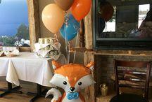 Baby C Sprinkle - Fox Theme