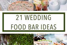 Weddings catering