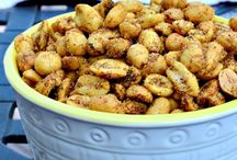 Spicy nuts / by Todd Alvey