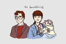 The Baudelaires❤