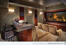 Home Inspiration - Home Theater / by Marie Fox