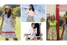 Womens Golf Fashion