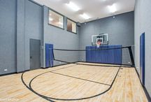 Sports Courts at Home