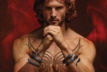 The Darkest Torment by Gena Showalter / Inspiration photos for The Darkest Torment, a Lords of the Underworld novel