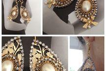 J'aime les bijoux qui brillent