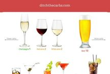 Low carbs drinks