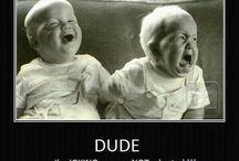 HaHaHas / Funny stuff