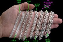 Crafts Chainmail Jewelry