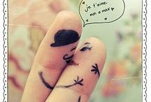 # L'amour...