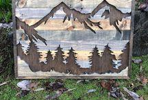 Dřevo - krásné výrobky