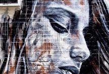 """Street art - Urbain / Découvrez les plus belles oeuvres d'art du """"street art"""" mondial."""