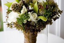 Wedding Florals / by Navy & Lavender Weddings