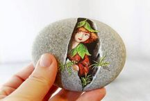DIY Kavicsokból - DIY for stones