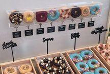 buffet donut