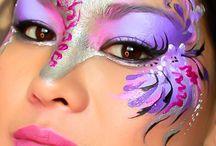Face painting / by Patricia Ann