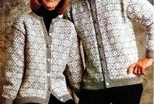 knitting old norwegian pattern