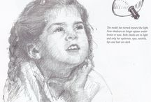 Kreslení-portréty