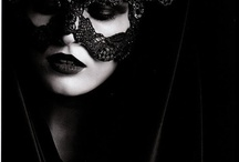 Masks / by Jan Gause