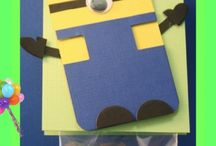 minion / minion party planning / by Stacy Booker
