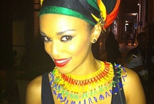 South African fashion / Amazing style