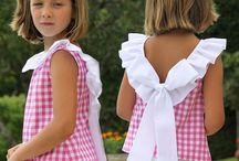Modas para niñas