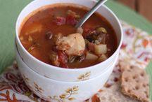 fish and potato stew