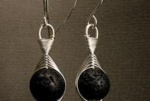 Wire Wraps - Earrings / by Sherry Fox