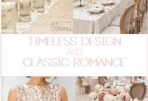 Find your Design! / Find your design and be inspired by different style weddings!