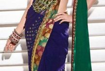 Beautiful Lehenga & Saree / by Parul Patel