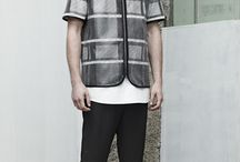 SPRING 14 MENSWEAR / by Vanessa Arroyo