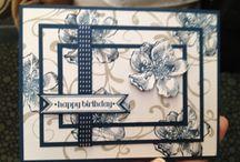 birthday cards / by Penny Denny-Triezenberg