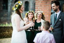 Chimney House Sheffield Wedding Reception Photos