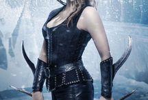 Sara cosplay