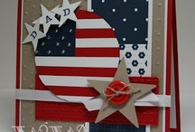 Cards-Patriotic / by Amber Howard