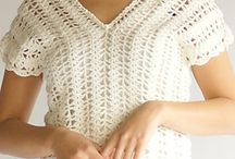 crocheted tops