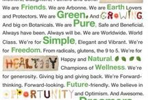 My Arbonne Life: Pure, Safe and Beneficial / Naturally Inspired. Scientifically Proven.  Pure, Safe Beneficial.